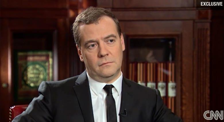 مدفيدف لـCNN بعد صور التعذيب بسوريا: أين الدليل؟