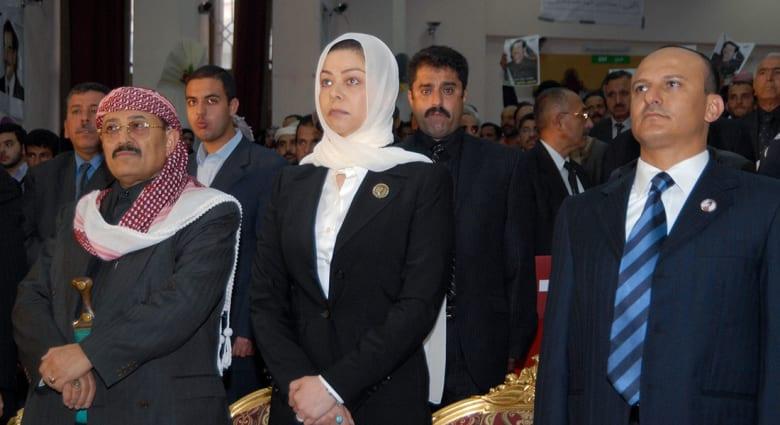 """صحف: ابنة صدام حسين سعيدة """"بثورة العراق"""" وداعش الأكثر ثراء"""
