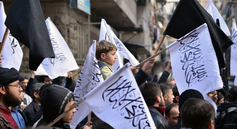 """جبهة النصرة تنفي إقامة """"إمارة"""" الشام ردا على """"خلافة"""" داعش: كانت مشروعنا منذ البداية.. ولم نعلن إقامتها بعد"""
