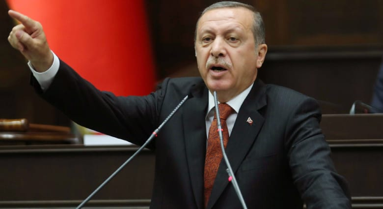 أردوغان: إسرائيل تجاوزت في غزة فظائع هتلر.. وتركيا لن تسكت