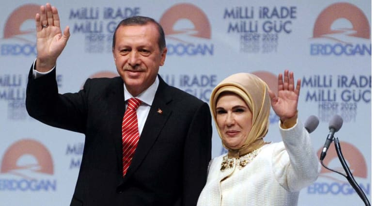 النتائج الأولية للانتخابات .. أردوغان رئيسا لتركيا بجولة واحدة