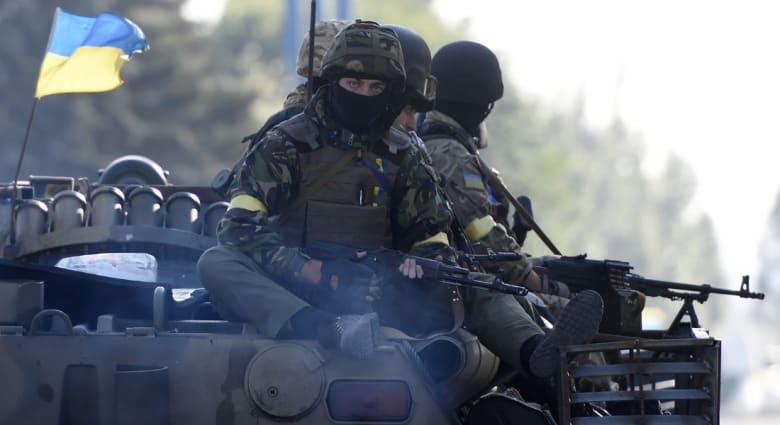 اتفاق بين ممثلي الحكومة وزعماء انفصاليين لوقف المعارك بشرق أوكرانيا