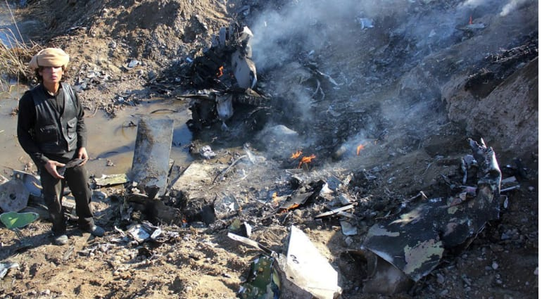 """مصدر عسكري أردني: طائرتنا العسكرية لم تسقط بنيران """"داعش"""" بسوريا بحسب المؤشرات الأولية"""