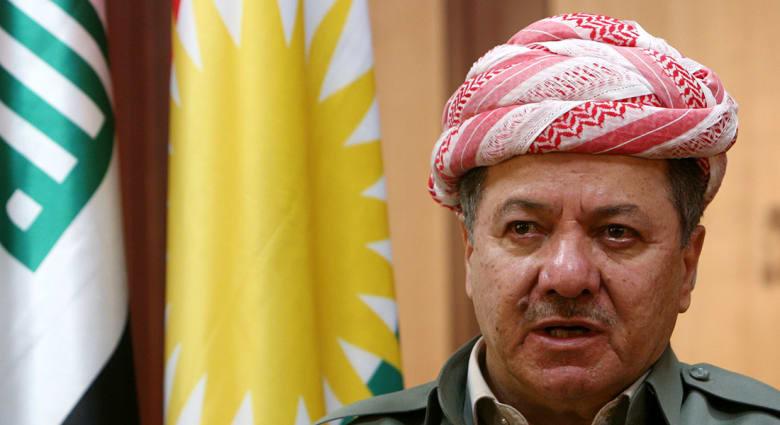 برزاني لـCNN: على المالكي التنحي لإنقاذ العراق وللأكراد الحق برسم مستقبلهم