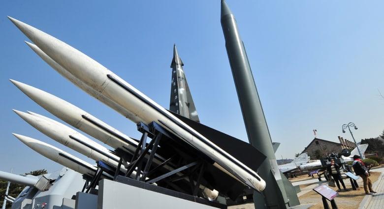 كوريا الشمالية تطلق موجة جديدة من الصواريخ قصيرة المدى