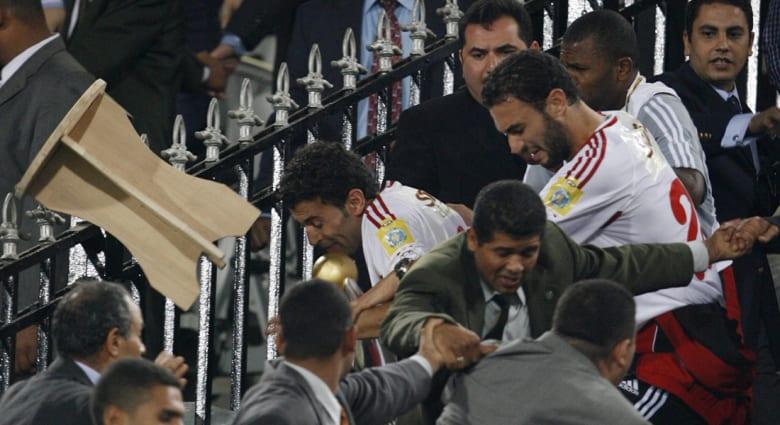 وهذه مواجهة مصرية تونسية أخرى.. الأهلي المصري والنجم في كأس الاتحاد