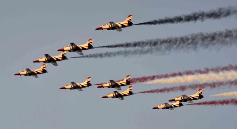 مصر : طائرات عسكرية تنقل أسئلة الثانوية العامة للطلاب