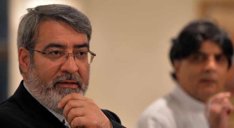 وزير الداخلية الإيراني: حدودنا آمنه .. نقدم المشورة ..و لن نرسل قواتنا للعراق