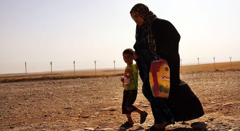 صحف: مساعدات كويتية للاجئين العراقيين والفراعنة صاموا رمضان
