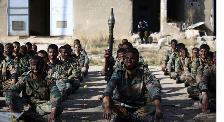 76021 قتيلا بسوريا في 2014 ... توزيعهم بالأرقام حسب الانتماء