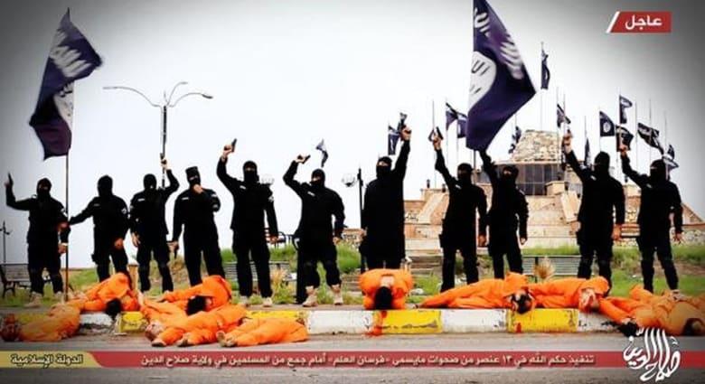 مصدر استخباراتي أمريكي يبين لـCNN آخر نتائج حرب داعش: مقاتلوهم لا زالوا متماسكين وقدراتهم الأساسية لم تتغير و18 ألف أجنبي بالعراق وسوريا