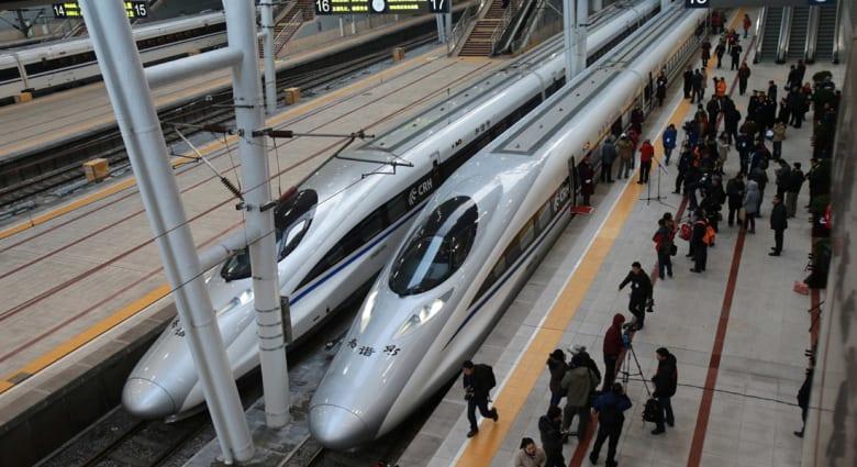 الصين تقترح خطة لأسرع قطار في العالم وأطول سكة.. كم ستبلغ سرعته؟