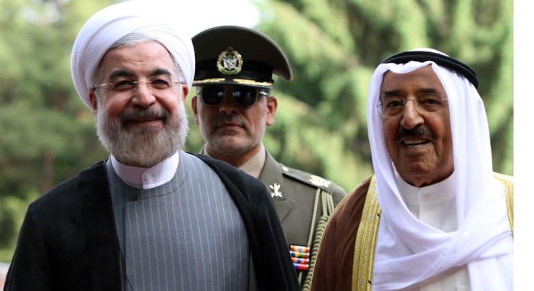 """روحاني يتحدث عن محطتين في بوشهر والعلاقات مع """"الجيران"""" و""""فرصة سانحة"""" بأسعار النفط"""