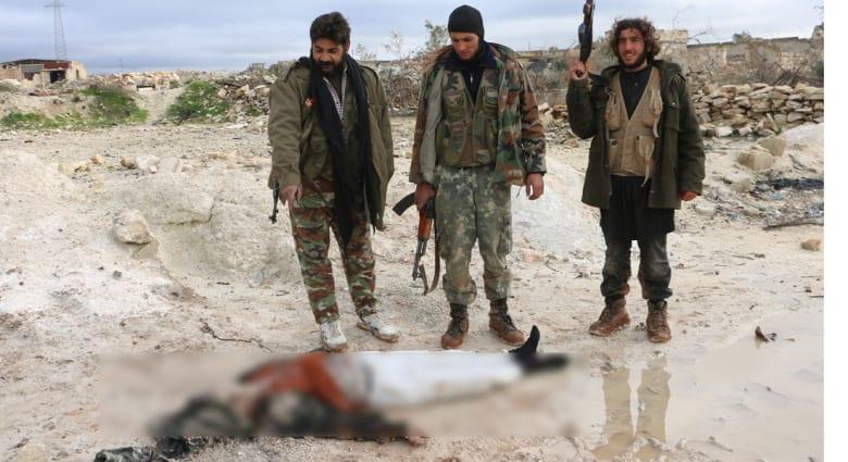"""112 قتيلا في سوريا الجمعة بينهم 31 من """"داعش"""" والأكراد بمعارك كوباني"""