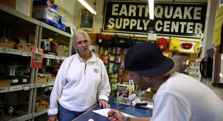 أمريكا.. زلزال متوسط بقوة 4.4 ريختر يضرب كاليفورنيا ولا أنباء عن ضحايا