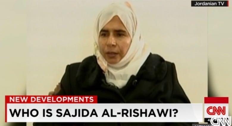شقيقة أحد مساعدي الزرقاوي وربما تربطها معرفة بأبوبكر البغدادي: من هي ساجدة الريشاوي ولماذا يطالب بها داعش
