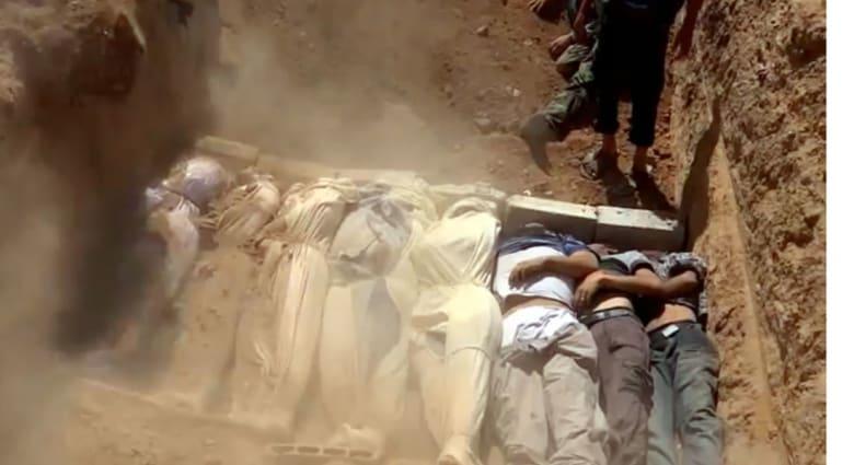 إحصائية: نحو مليوني قتيل وجريح منذ اندلاع الثورة السورية .. فما هي خسائر كل طرف بالأرقام؟