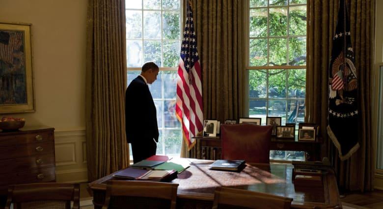 أوباما مدافعا عن سياسته الخارجية: يصلني كتاب عريض مليء بالموت والدمار والفوضى بالعالم كل صباح مع فنجان الشاي