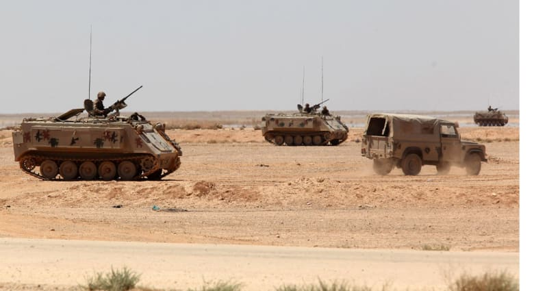 مصدر أردني لـCNN بالعربية: لا تحركات غير عادية على الحدود ولا حديث عن حرب برية