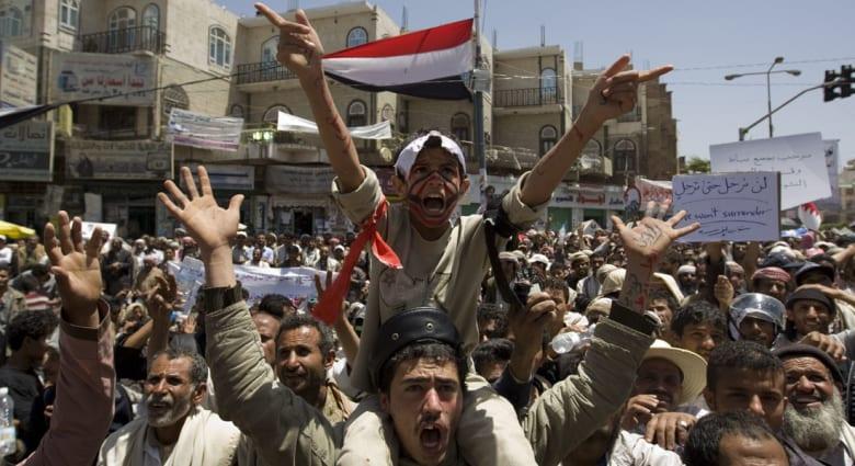 11 فبراير.. الذكرى الرابعة للثورة باليمن.. كرمان توجه رسالة للخليج وخلفان يرجح احتمال حرب أهلية بعد مغادرة السفير الأمريكي