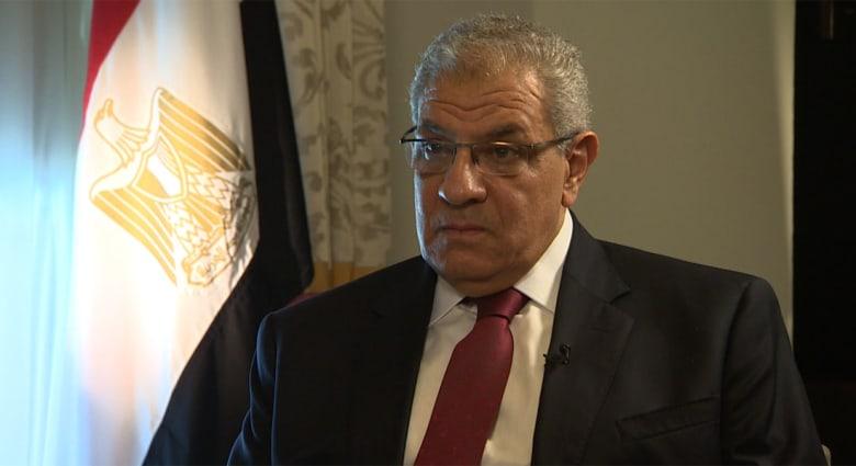 """رئيس وزراء مصر يتحدث لـCNN عن """"تسريبات السيسي"""" ومرشحي الوطني وصحفيي الجزيرة وسجناء الإخوان"""