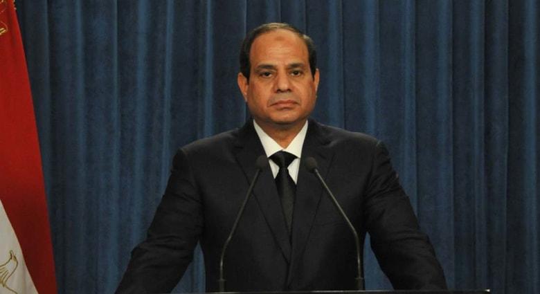 السيسي: هذه الأعمال الجبانة لن تنال من عزيمة المصريين ونحتفظ بحق الرد على هذا الإجرام