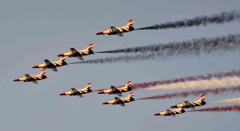 الجيش المصري يوجه ضربات جوية ضد أهداف لداعش في ليبيا: الثأر للدماء المصرية حق علينا