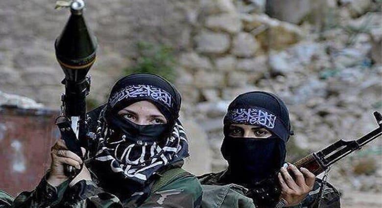 باحثة في أمريكا تشرح أسباب انضمام نساء الغرب لداعش: القتال لا يدور حول حقوق المرأة بل يتعلق بإقامة الخلافة الإسلامية
