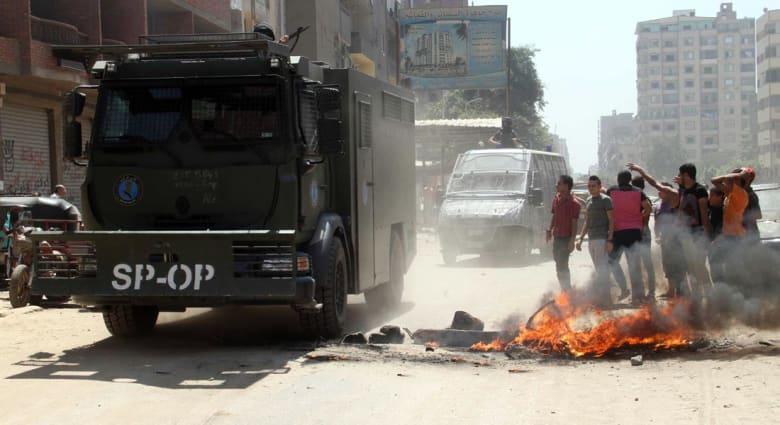 """مصر.. قتيلان و20 جريحاً بينهم 16 مجنداً في انفجارين وتصادم بسبب """"سوء الطقس"""""""
