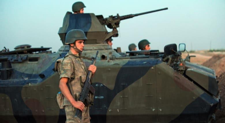 عملية عسكرية خاطفة للجيش التركي تنقل 40 جنديا ورفات جد العثمانيين خارج مناطق نفوذ داعش بسوريا
