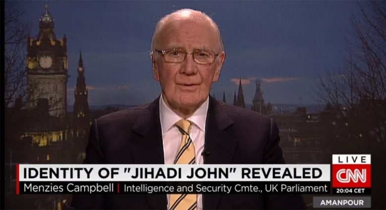 """عضو لجنة الأمن والاستخبارات بالبرلمان البريطاني يبين لـCNN كيف أفلت """"الجهادي جون"""" من رقابة الـMI5"""