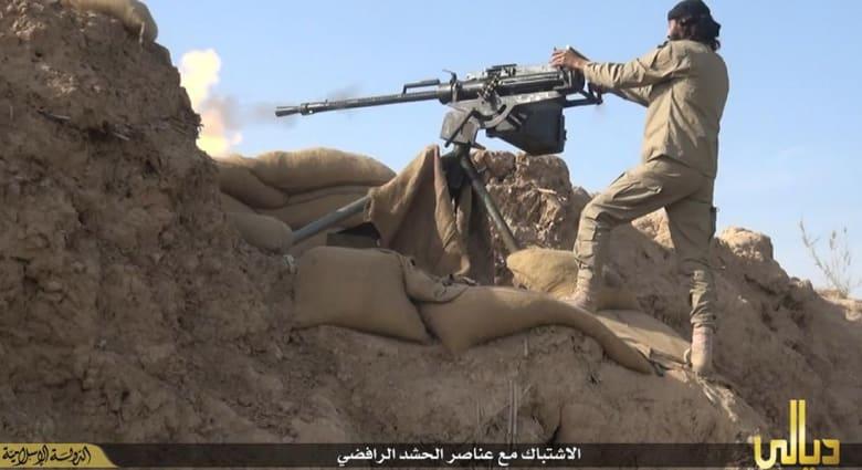 """محلل عسكري أمريكي لـCNN: محاكمة داعش للآشوريين رسالة بوجود """"دولة إسلامية"""" وعرض """"الرياضي المصري"""" يستهدف الفتيات"""