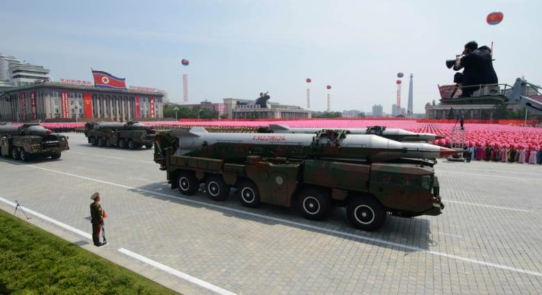 مصدر: كوريا الشمالية تطلق صاروخين باليستيين مع بدء التدريبات العسكرية السنوية لكوريا الجنوبية وأمريكا