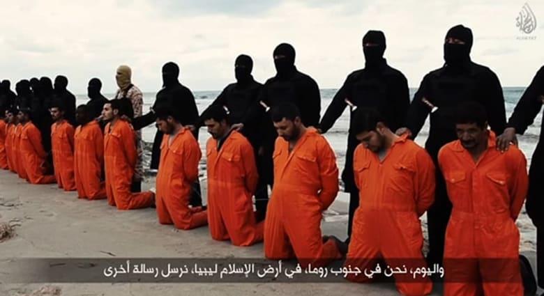 داليا سعودي تكتب لـCNN عن داعش ورسائل البحر
