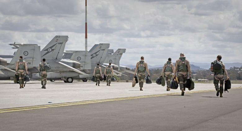 استراليا تعلن عن تحضيرها لإرسال 300 عنصر جديد من قواتها لتدريب الجيش العراقي في الحرب ضد داعش