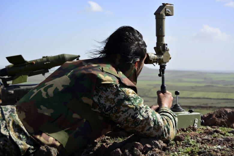 """سوريا: مقتل """"أبو همام الشامي"""" القائد العسكري لجبهة النصرة وعدد من قيادات التنظيم"""