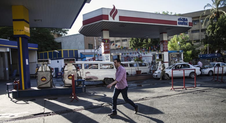 """بريتش بتروليوم تعلن استثمار 12 مليار دولار في """"أضخم"""" مشروع للغاز الطبيعي بمصر"""
