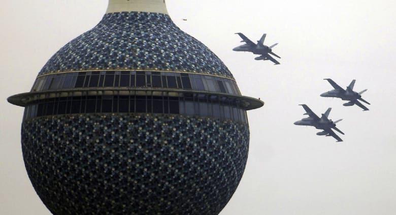 """الجيش الأمريكي يشارك القوات الخليجية """"حسم العقبان 2015"""".. أكبر تدريب عسكري بأرض ومياه وأجواء الكويت"""