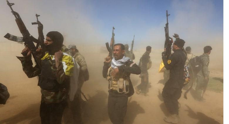 """تحرير 3 أرباع تكريت ووزير عراقي: نستعد لمعركة الموصل وهزيمة """"داعش"""" خلال 6 أشهر"""