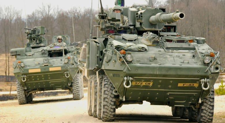 خطوة غريبة للجيش الأمريكي.. مسيرة عسكرية على طول 1770 كيلومتر بأوروبا