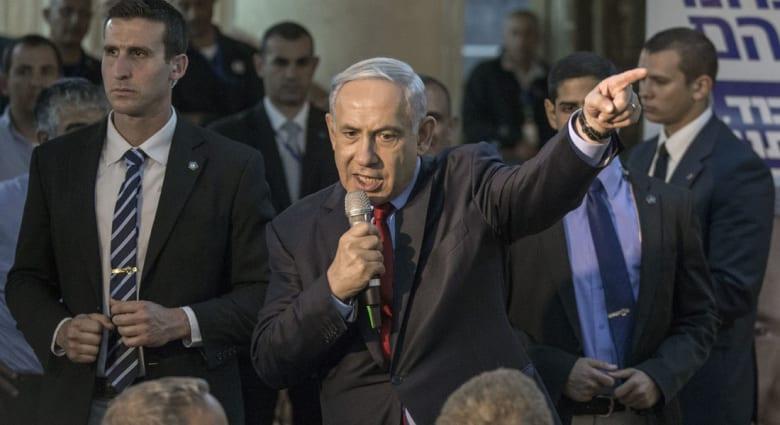 نتنياهو: لن أسمح بقيام دولة فلسطينية .. وعريقات: ليتعلم المجتمع الدولي الدرس