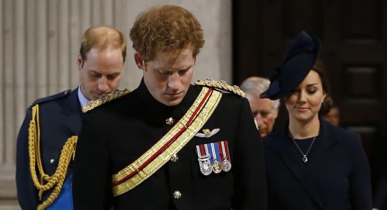 """الأمير البريطاني """"كابتن هاري ويلز"""" يعلن تخليه عن الحياة العسكرية"""