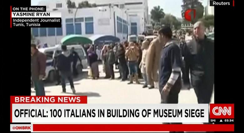 رئيس الوزراء التونسي: 19 قتيلا 17 منهم سياح ومقتل إرهابيين من أصل 5