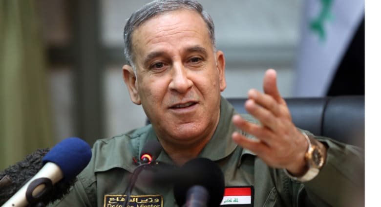 """وزارة الدفاع العراقية: مقتل 80 من """"داعش"""" بينهم انتحاريون بدعم من طيران التحالف"""