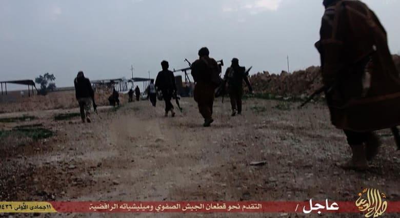 بدء العمليات الجوية على تكريت.. التحالف يؤكد الدعم ومؤيدو داعش يطلبون عدم تداول معلومات عن تحركات التنظيم