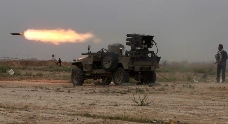 """طائرات التحالف تقصف تكريت للمرة الأولى بطلب ومشاركة عراقية ومقتل 30 من عناصر """"داعش"""""""