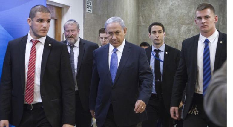 الحكومة الإسرائيلية تناقش اتفاق إيران النووي .. ووزير الاستخبارات: استمرار لاتفاق سيء سابق