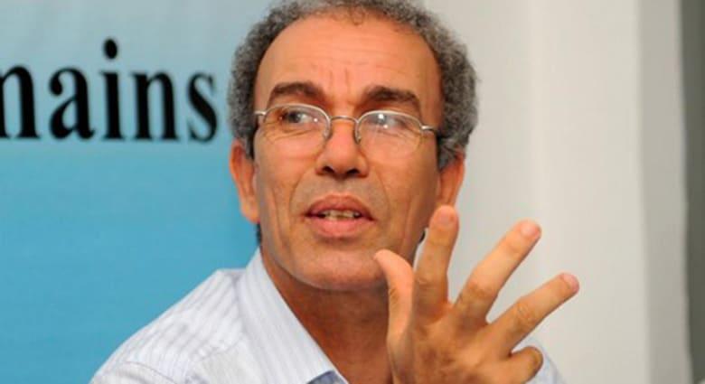 """المغربي أحمد عصيد: لن أغيّر من نهجي العلماني بسبب تهديدِ """"داعش"""" لي بالقتل"""