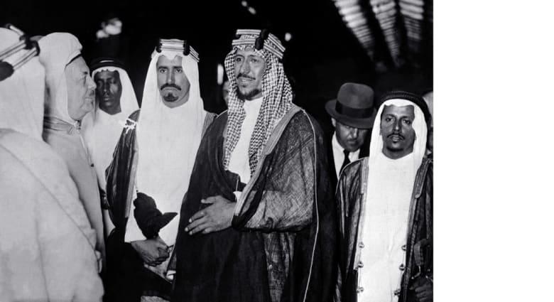 زعماء مضوا.. أقدم الصور.. لأقدم حكام الدول العربية