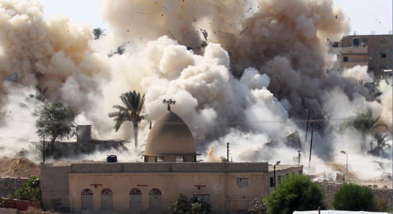 """وسط استمرار غموض مصدرها.. حكومة مصر تقرر تعويض ضحايا """"قذيفة الموت"""" بسيناء"""